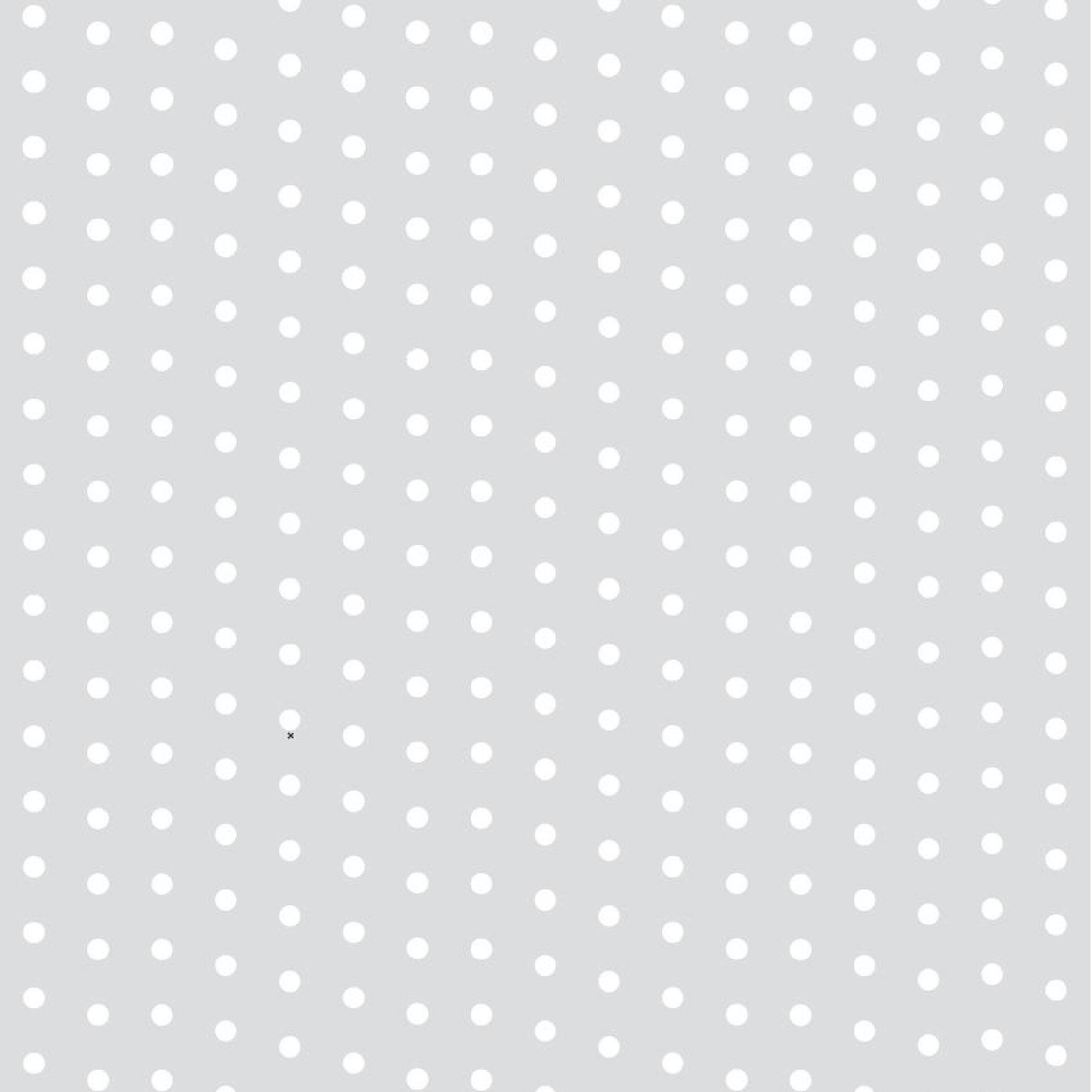Poá Branco Transparente-959