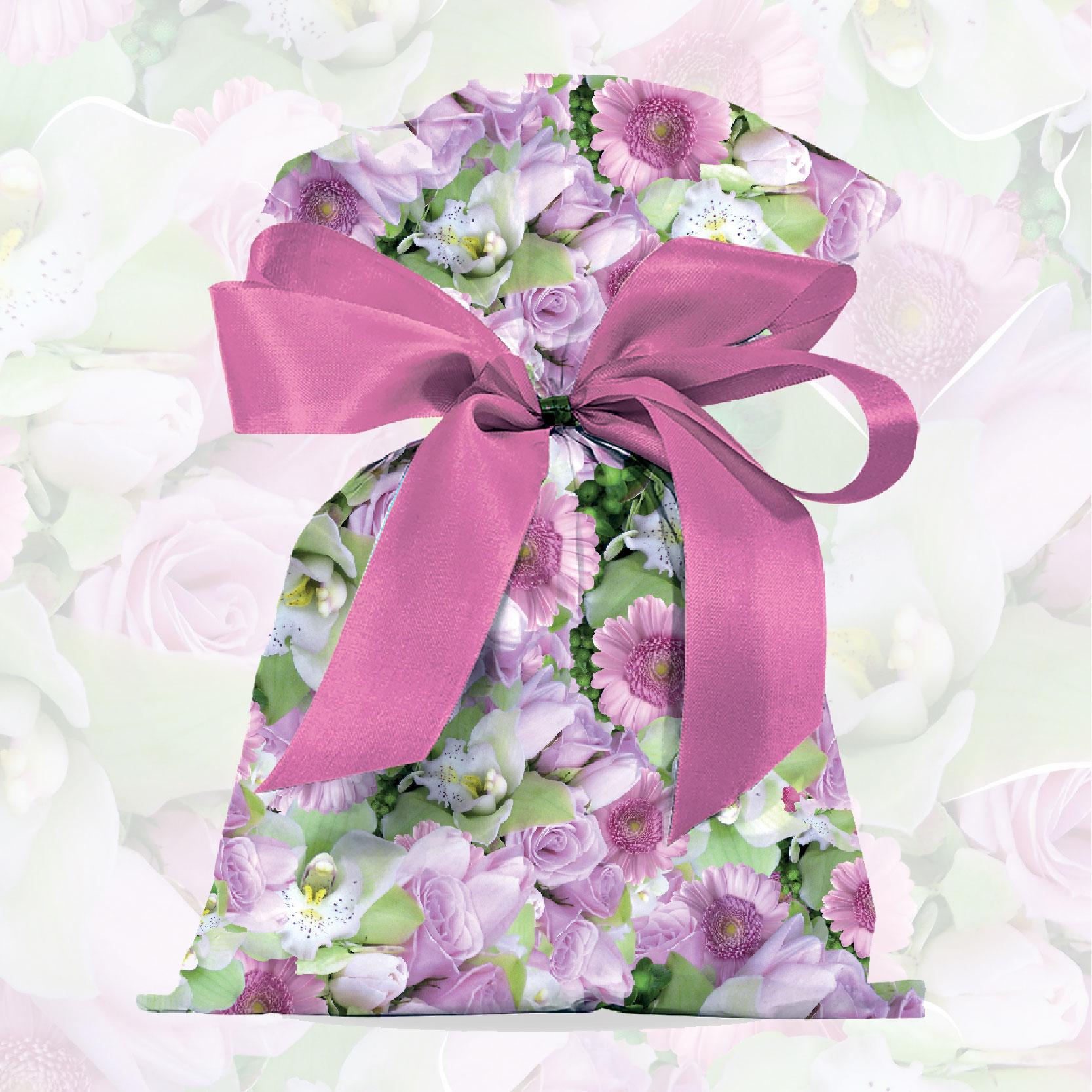 Buquê de flores Perolado -371