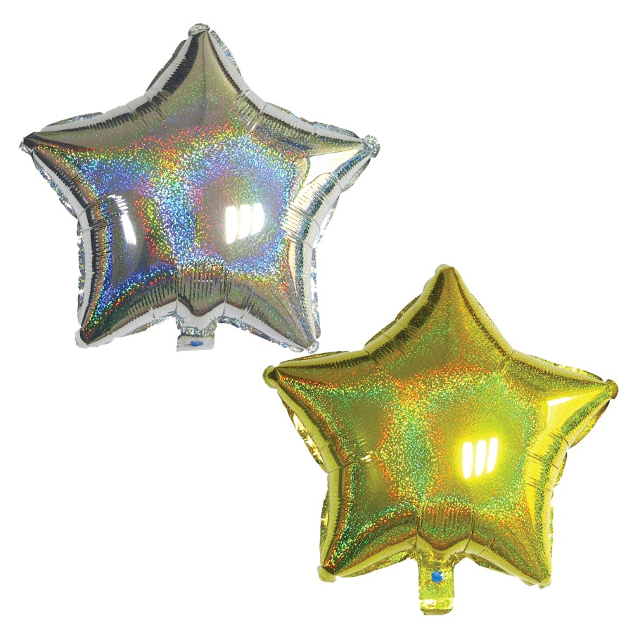 Balões Metalizados Figuras com efeito sonoro-BMF