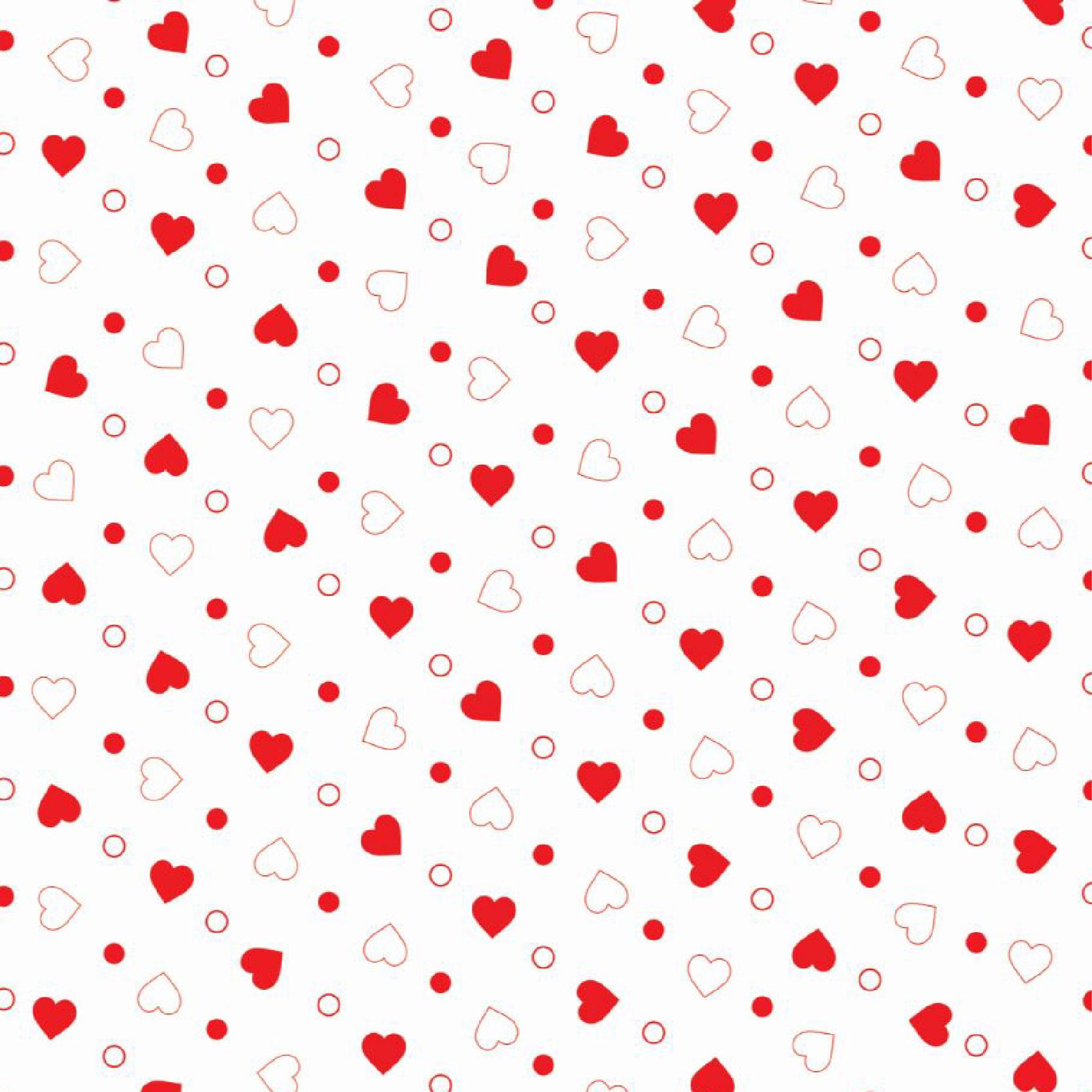 Corações Transparente-958