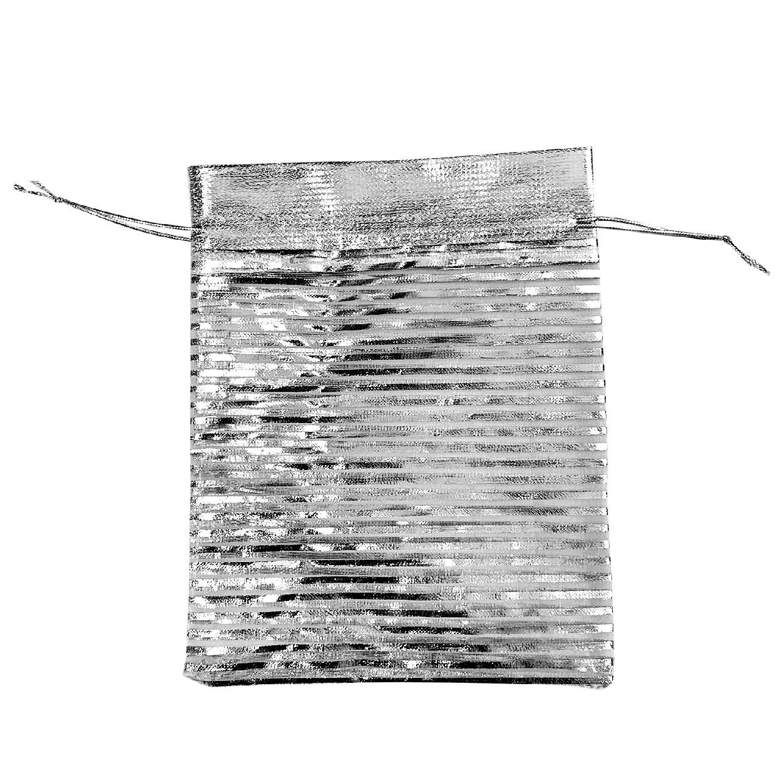 Saco de organza Luxo Prata-SO luxo