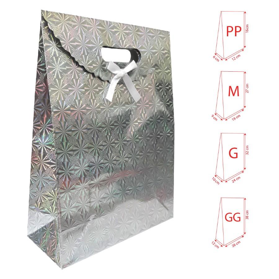 Sacolas de Papel Laser-SPL