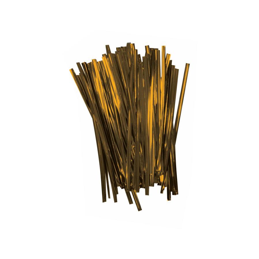 Fecho Metálico Dourado-4261