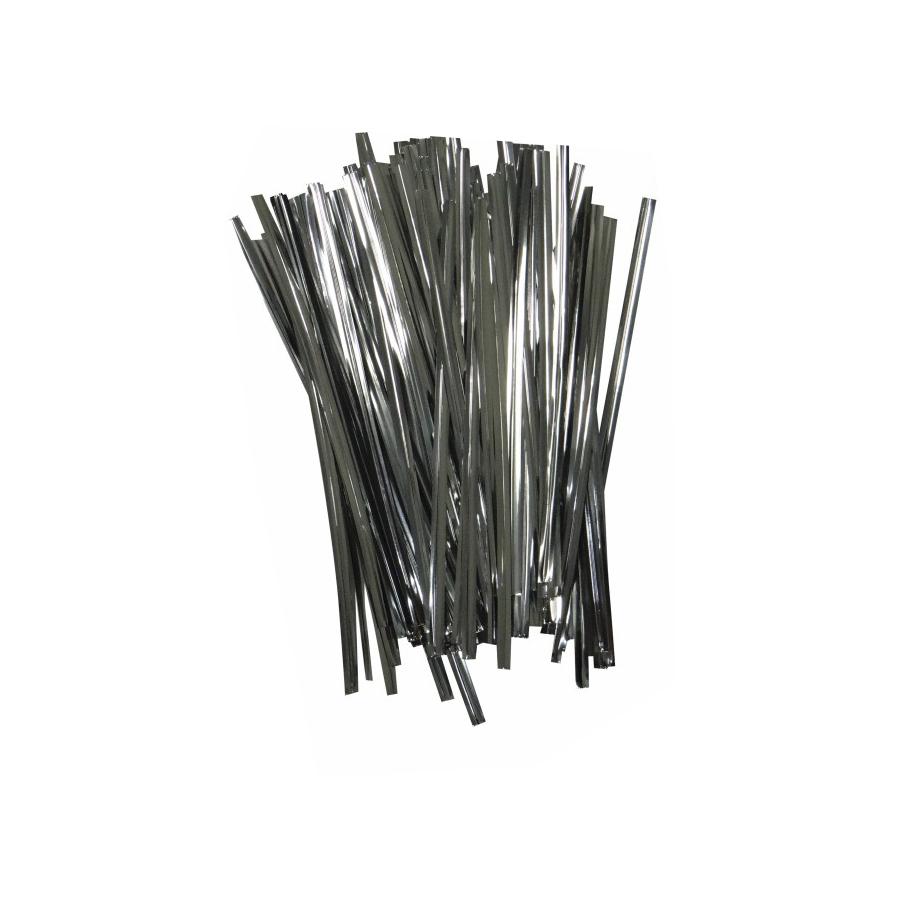Fecho Metálico Prata-4260